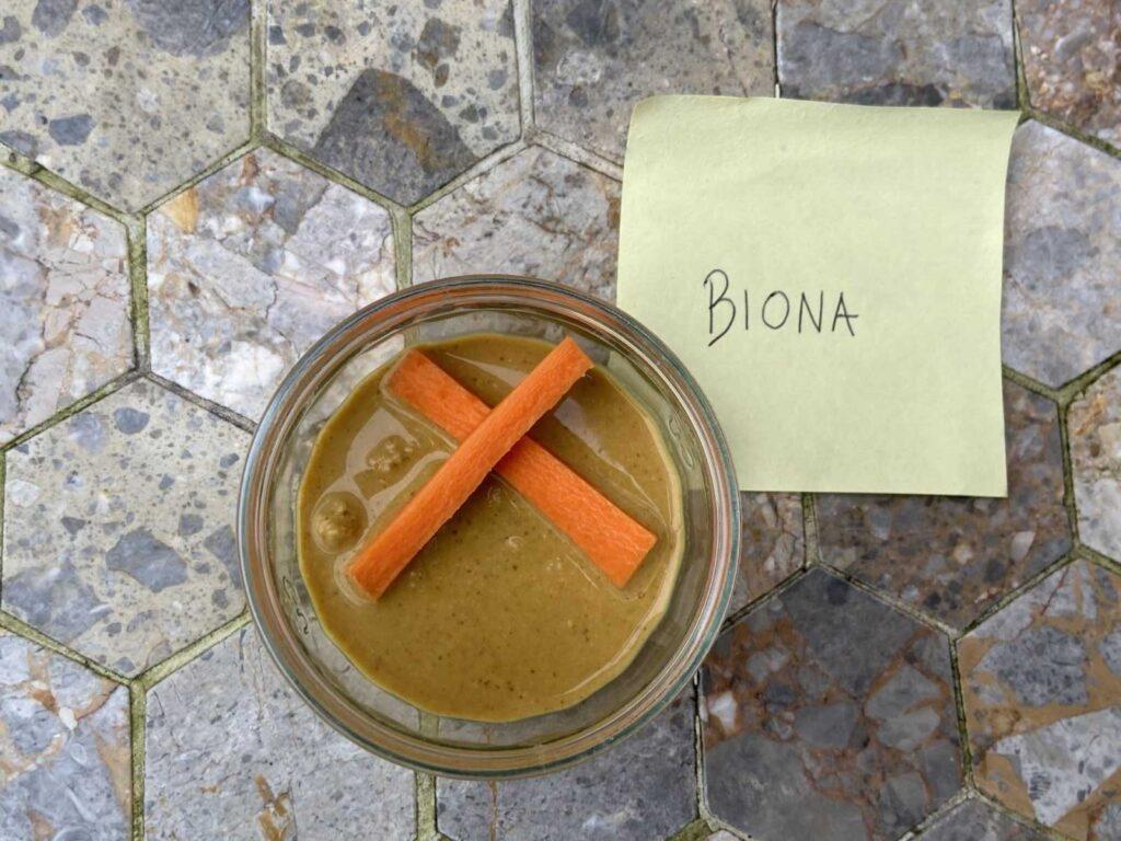 is biona peanut butter healthy