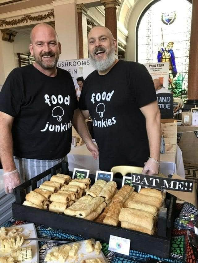 vegan food junkies