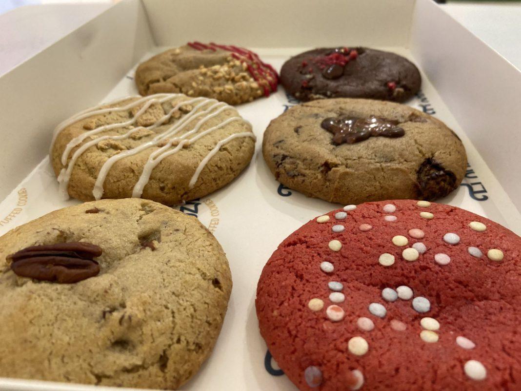 vegan cookies london