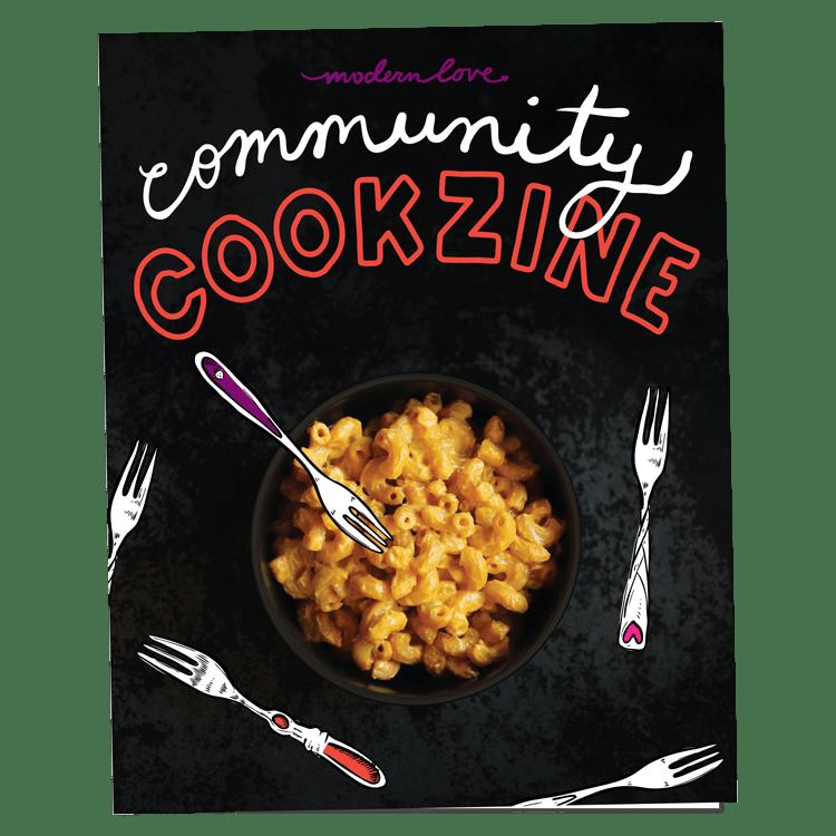 modern love community cookzine