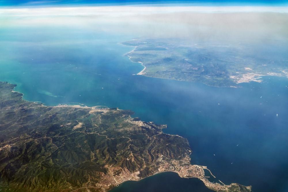 strait of gibraltar wildlife