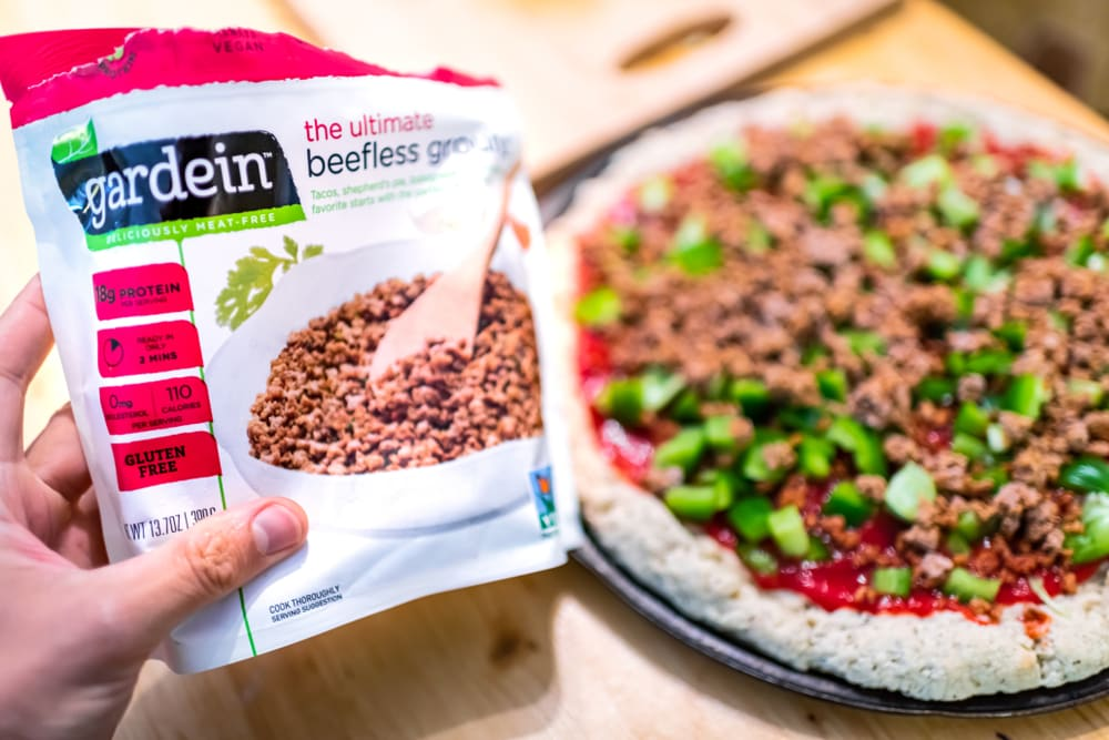 are gardein products healthy
