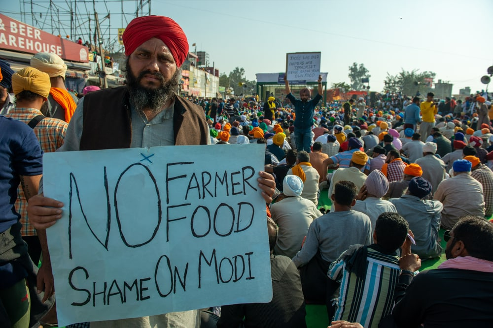 india farmer protests