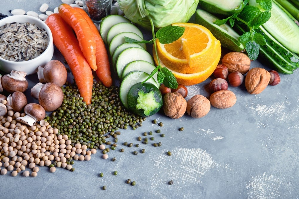 plant based diet climate change