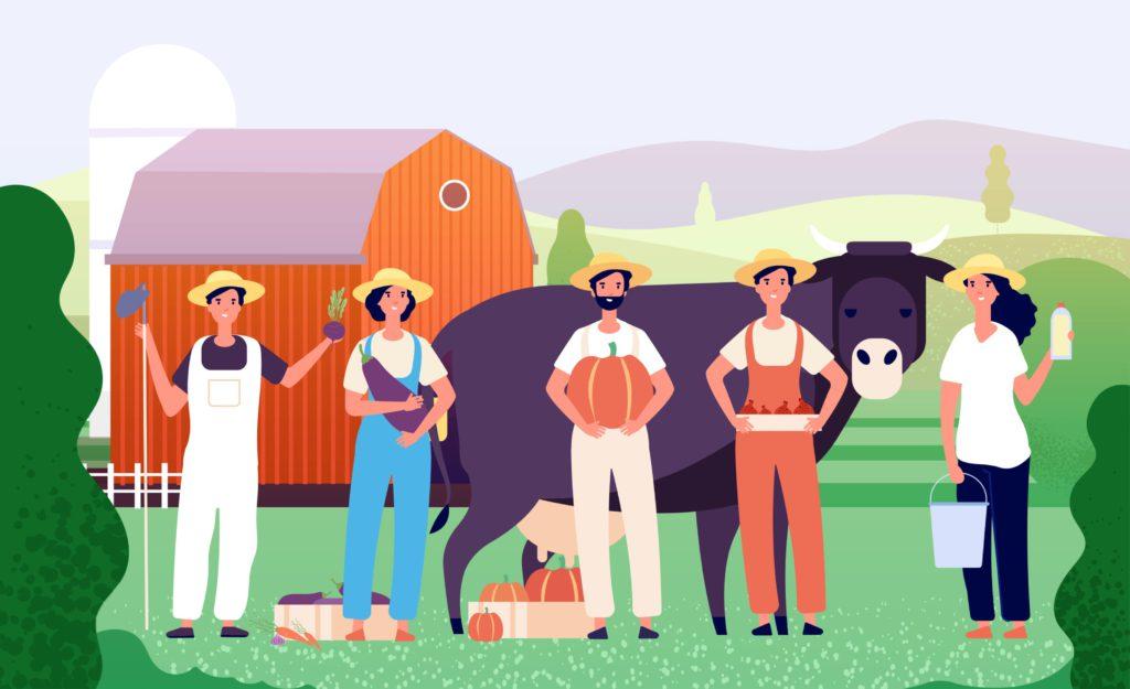 dairy farming vegan