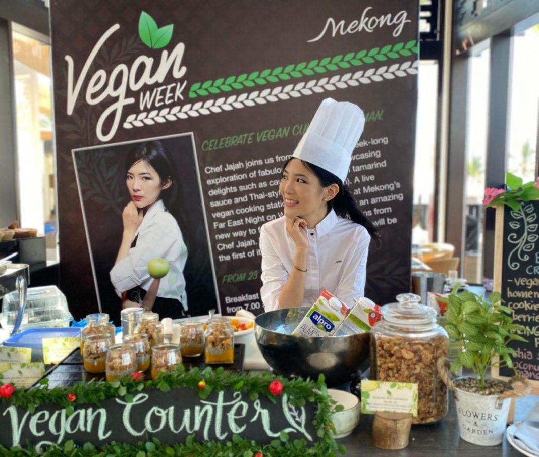 thai vegan