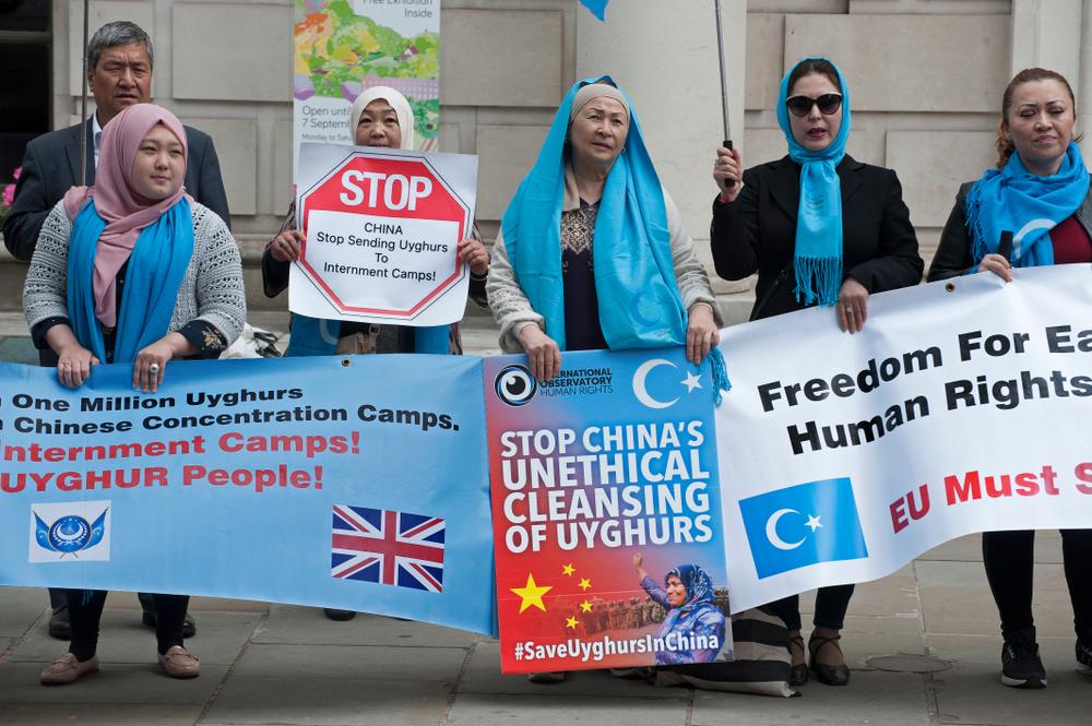 uyghur forced labour