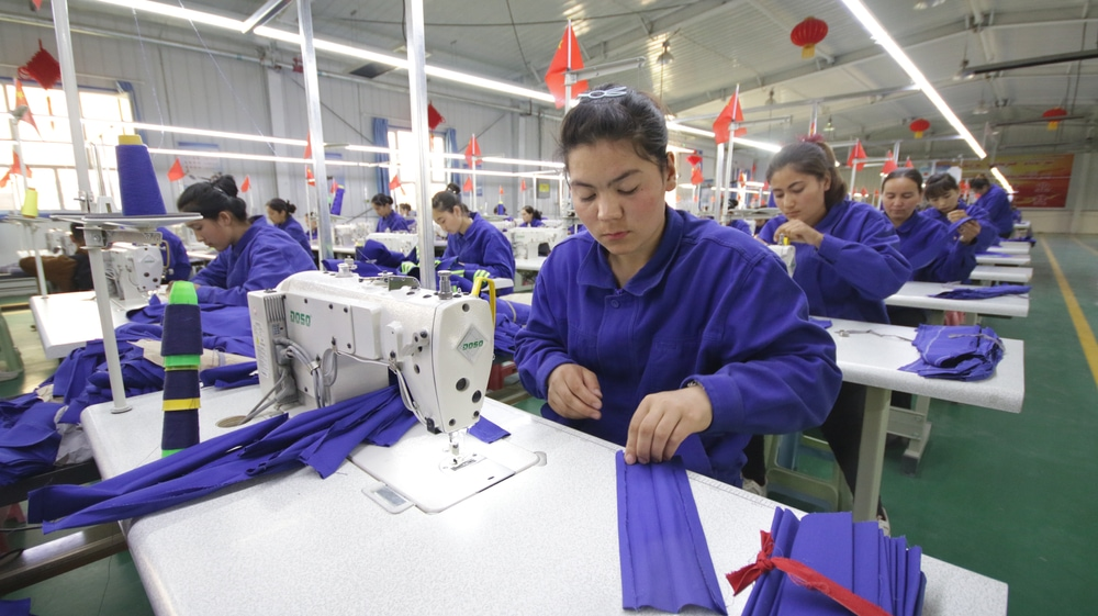 uyghur forced labor