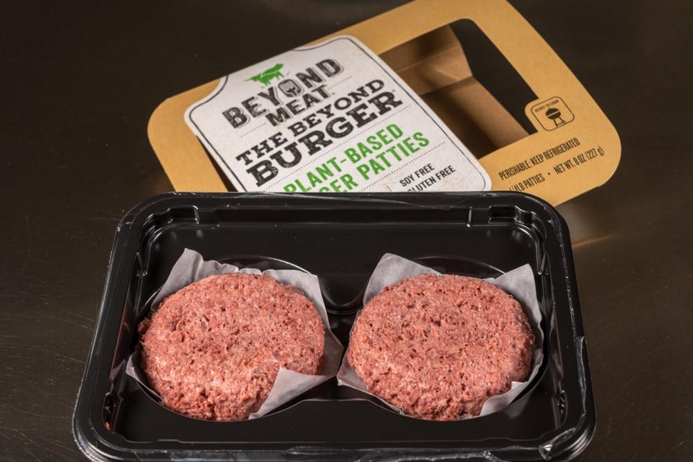 beyond meat burger ingredients