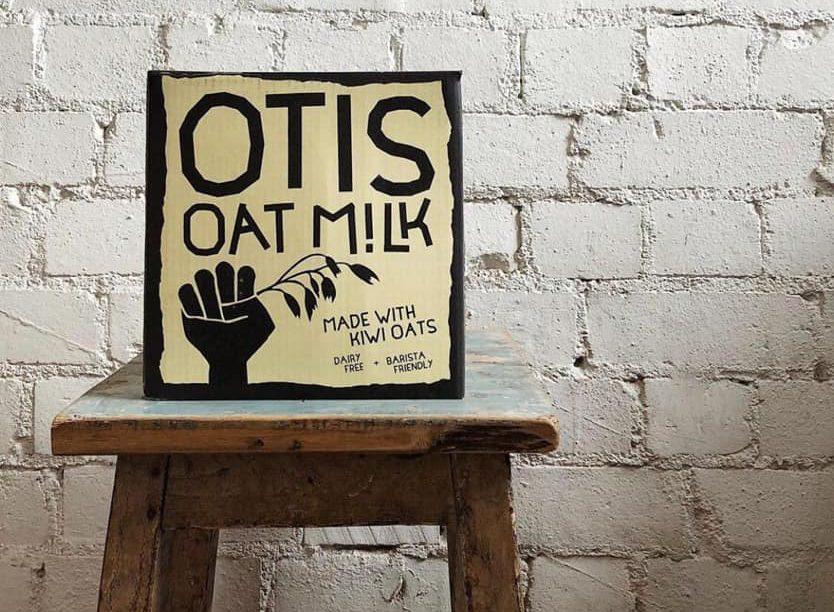 oat milk factory