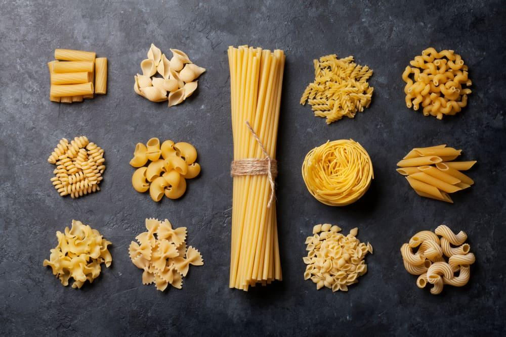 dried pasta vegan
