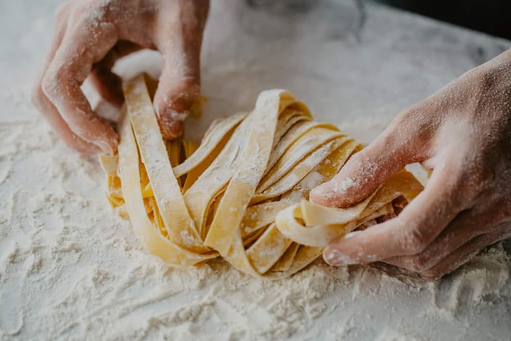 is pasta vegan