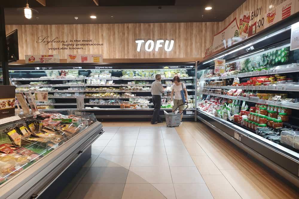 tofu meat substitute