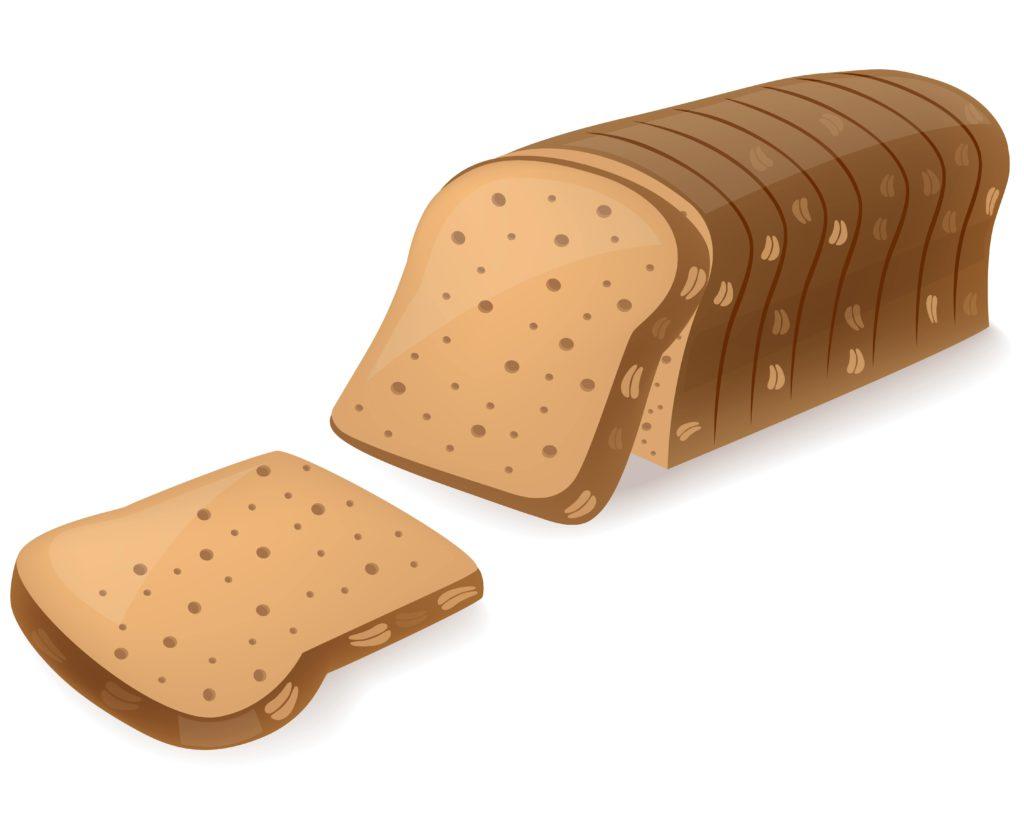 is brown bread vegan