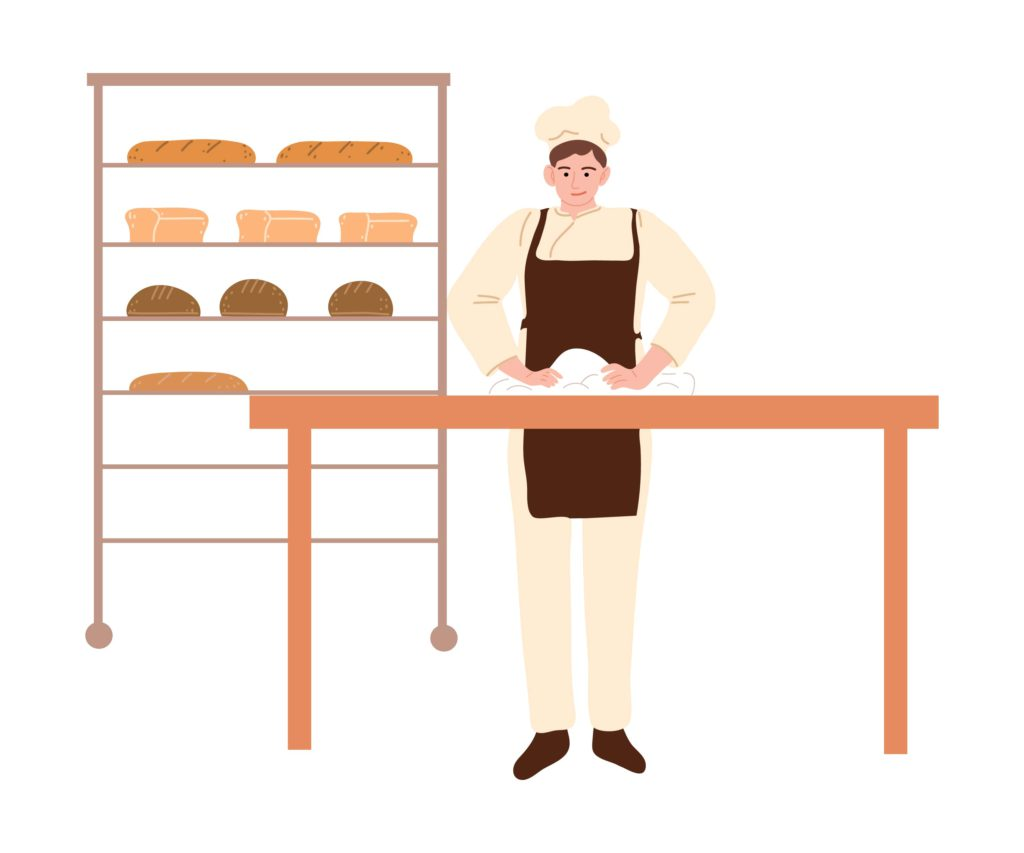 homemade bread recipe uk