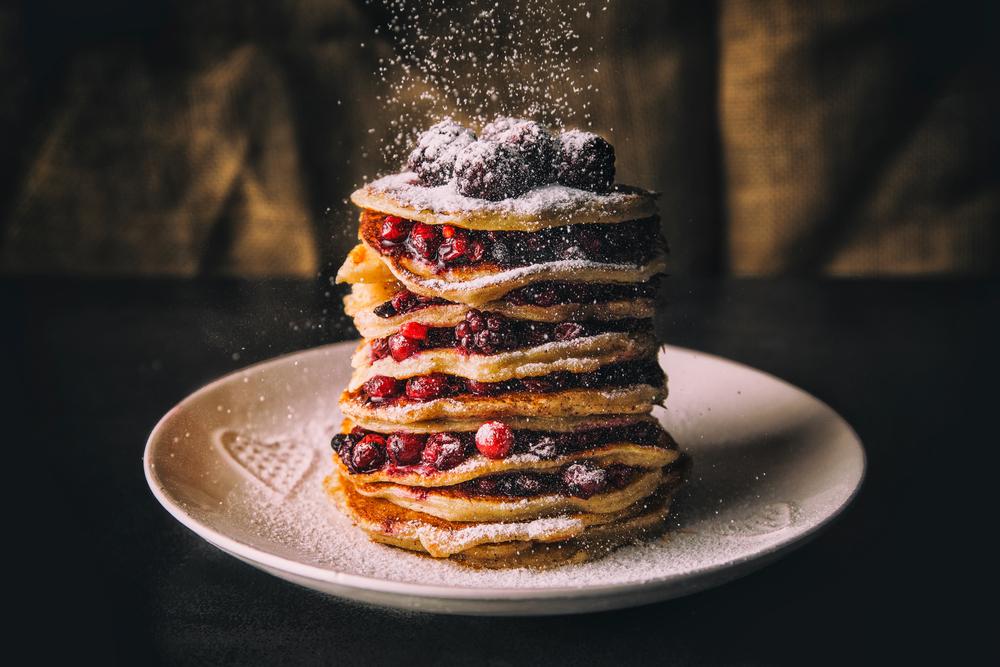vegan pancake recipes