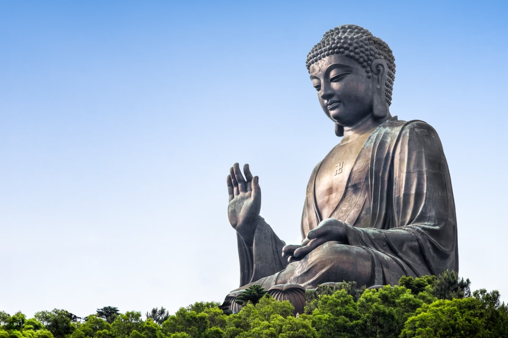 buddhist vegan