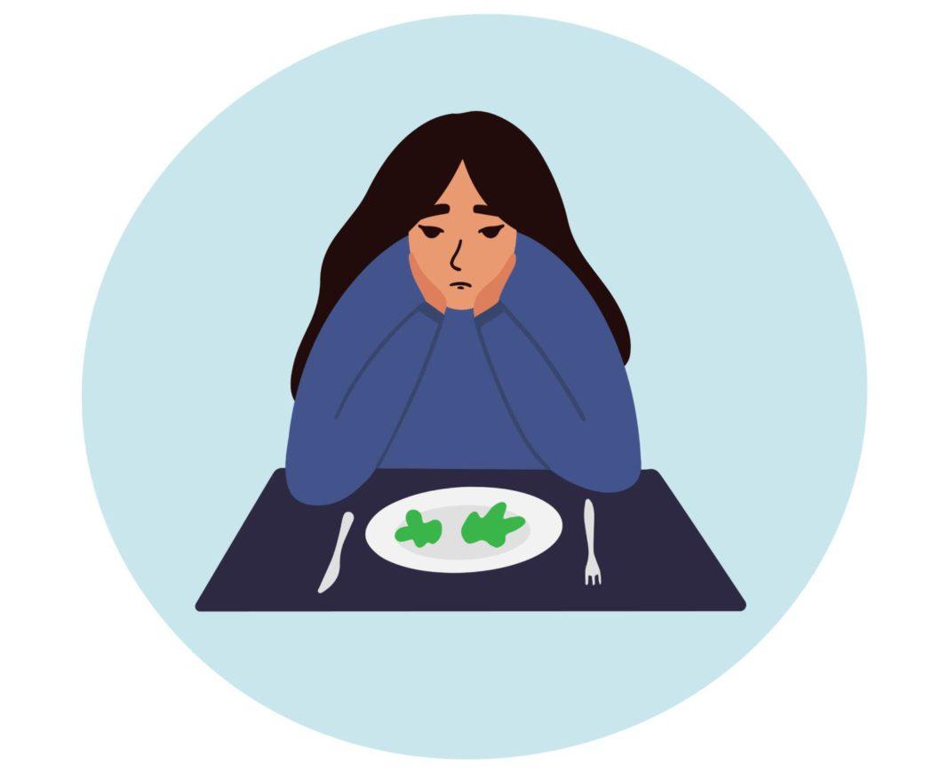 eating disorder vegan recovery