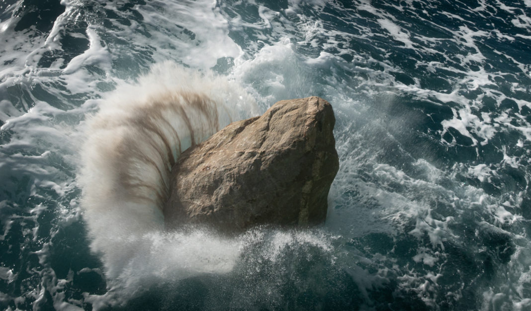 greenpeace boulder barriers