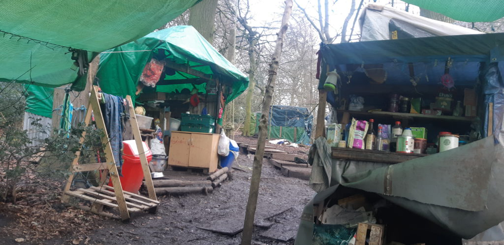 hs2 protest camp