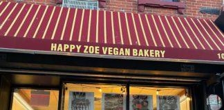 happy zoe vegan bakery