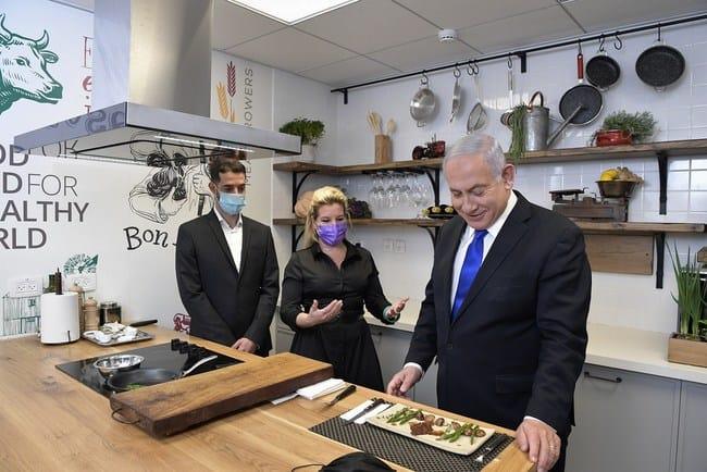 israel lab grown meat