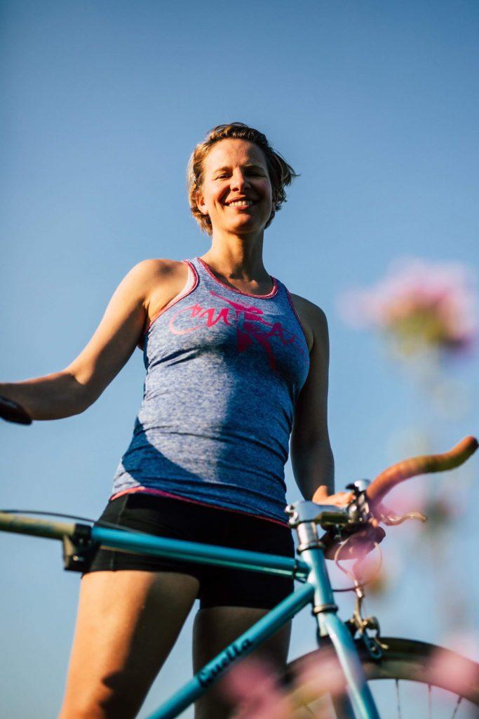 vegan triathlete