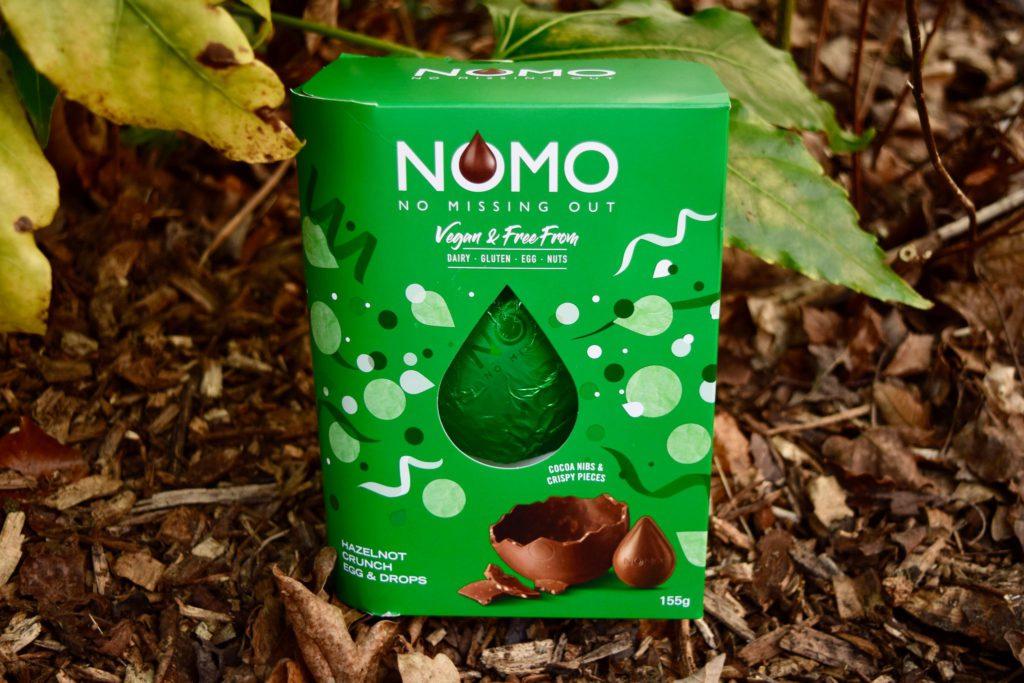 nomo easter egg