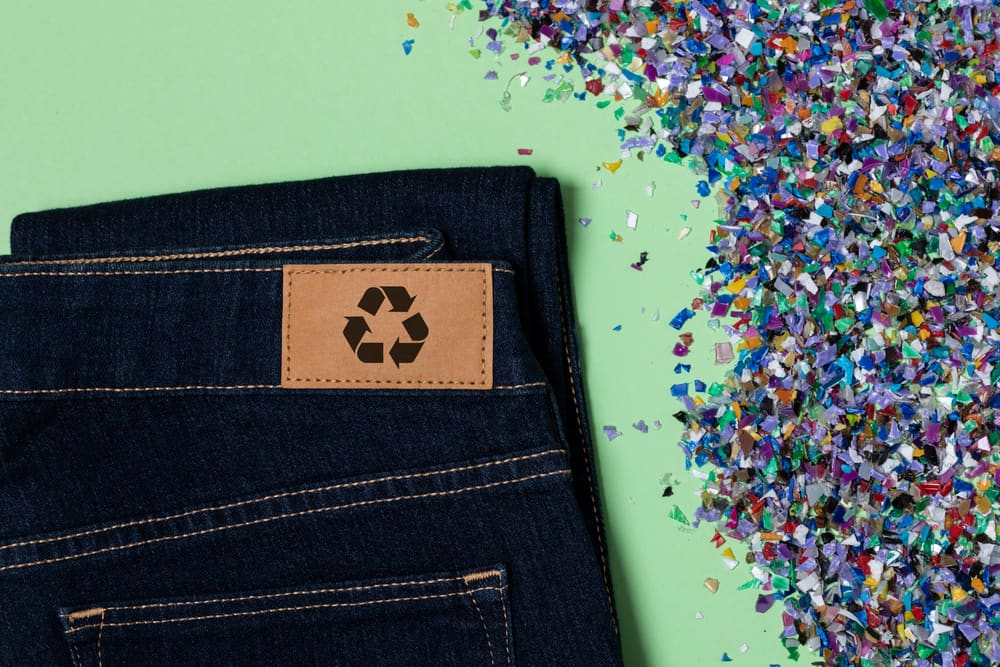 recycled plastic clothing