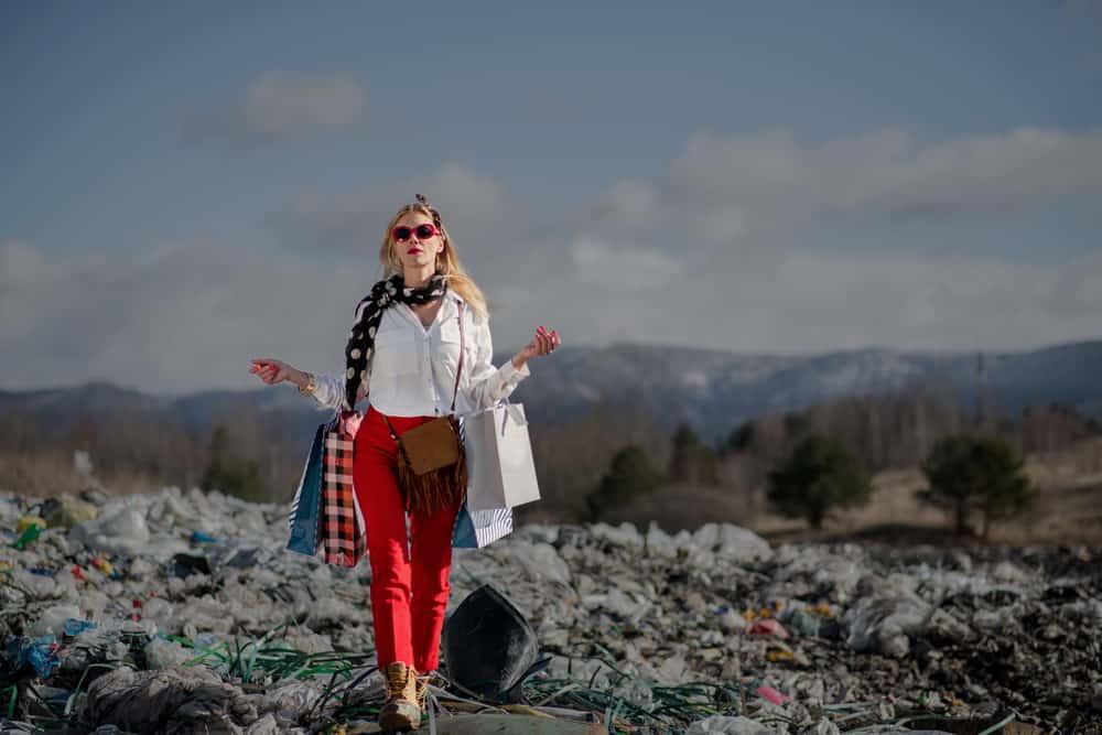 fashion greenwashing