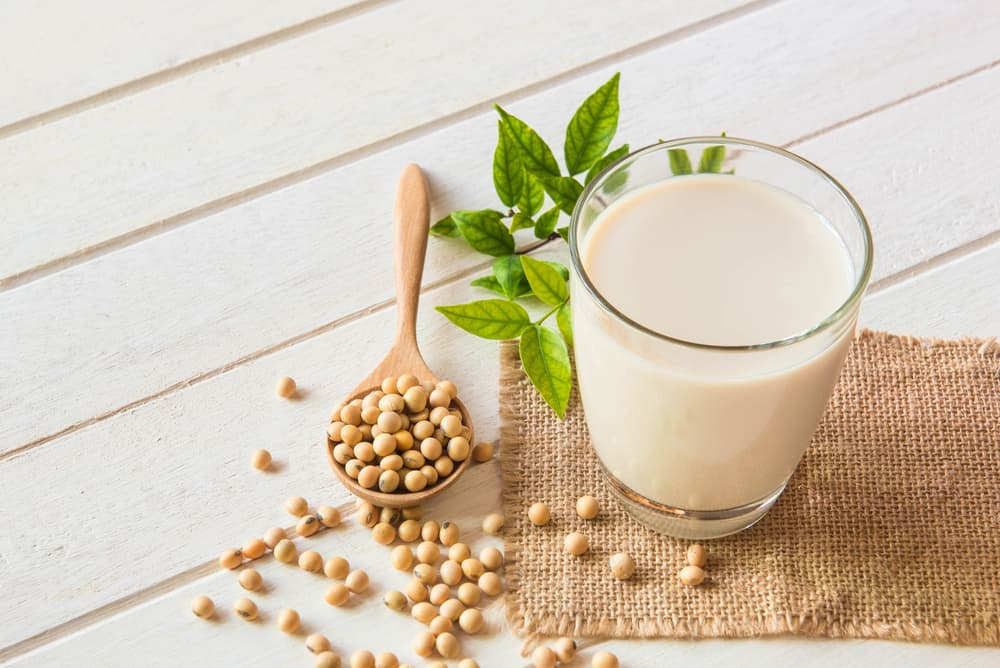 soybean consumption