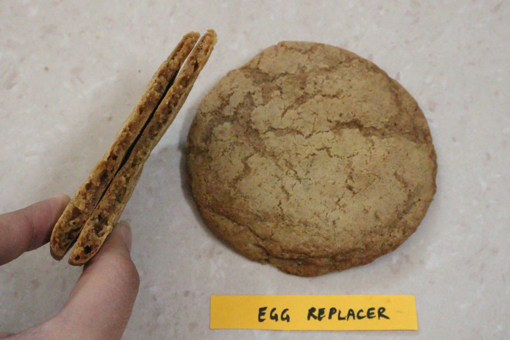 vegan egg substitute for baking