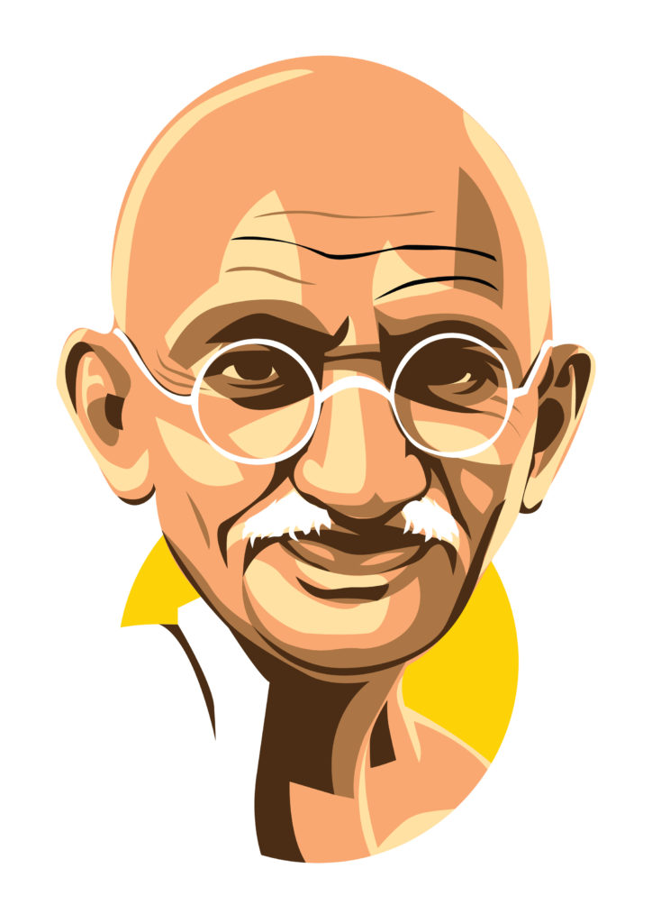 mahatma gandhi animal quotes