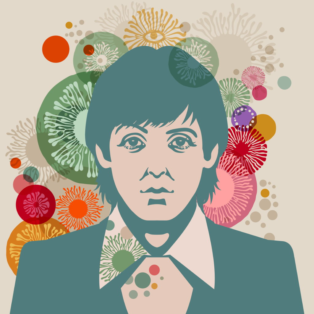 paul mccartney vegan