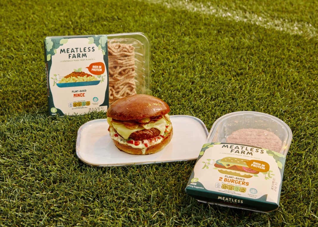 Meatless farm Real Madrid