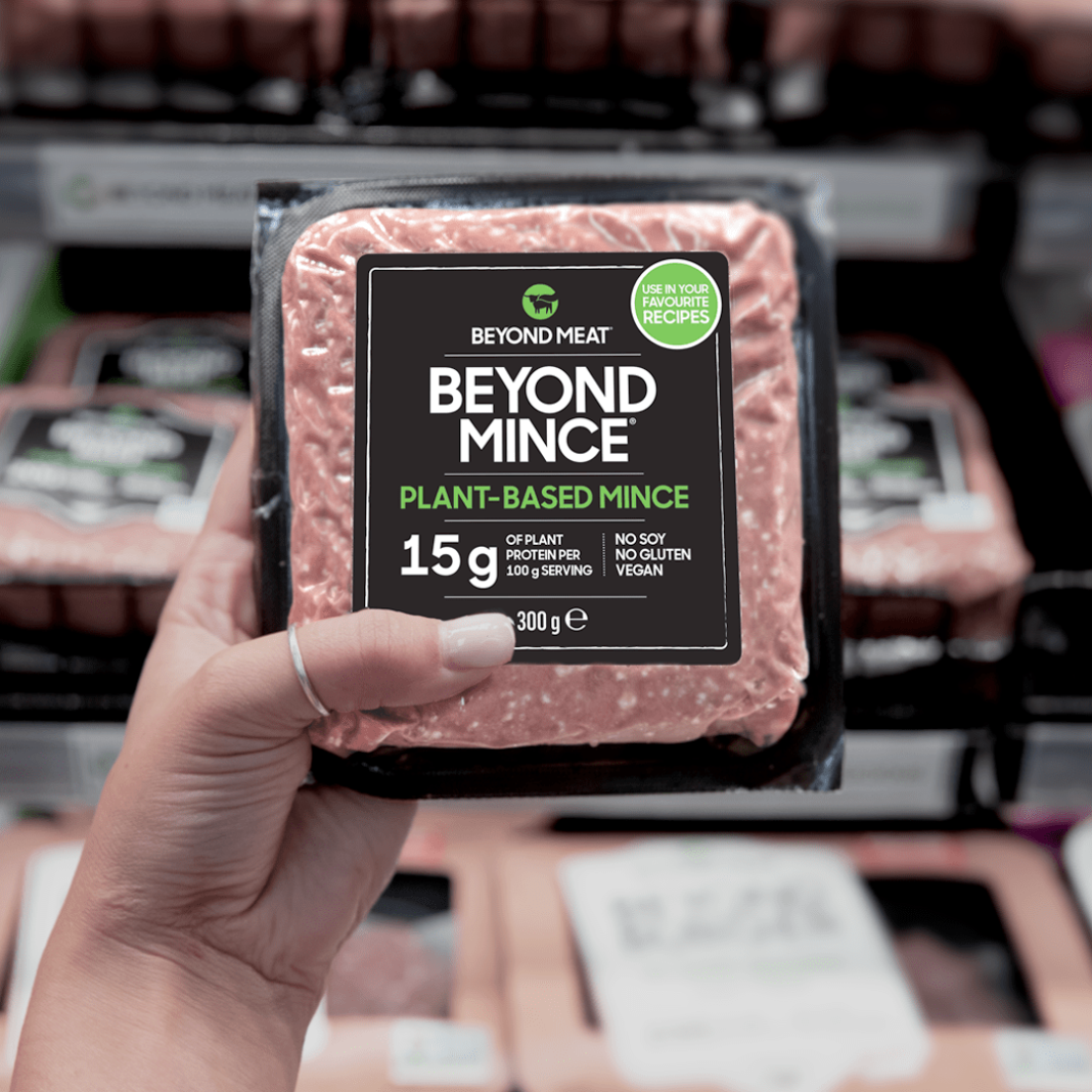 beyond meat uk