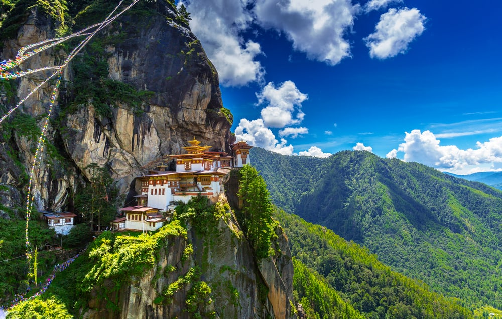 bhutan carbon emissions