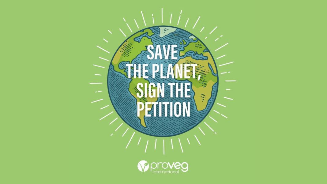 biden climate petition