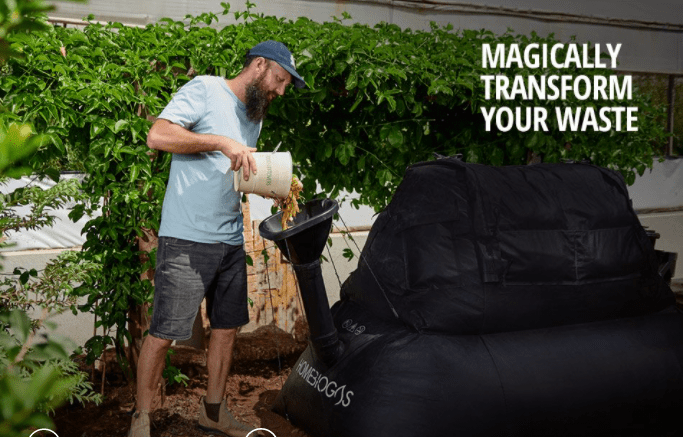 bio waste recyling