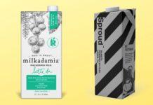 plant based milk blends