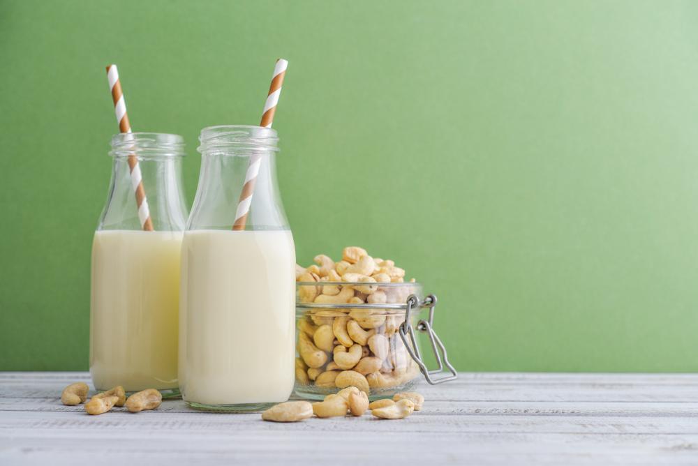 cashew milk recipe