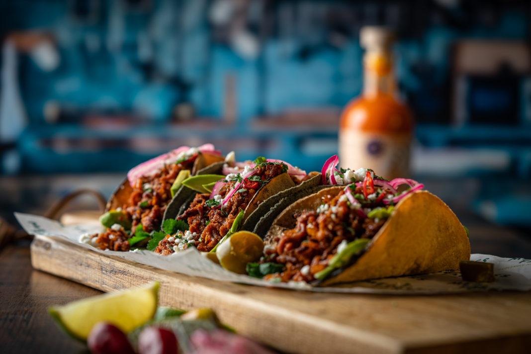 Meatless Farm Tacos