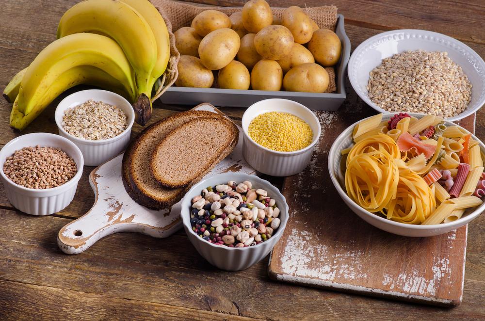 carbohydrates vegan diet