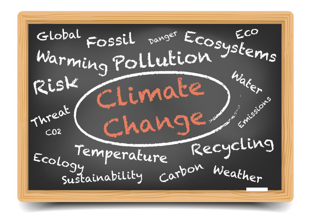 climate change school curriculum