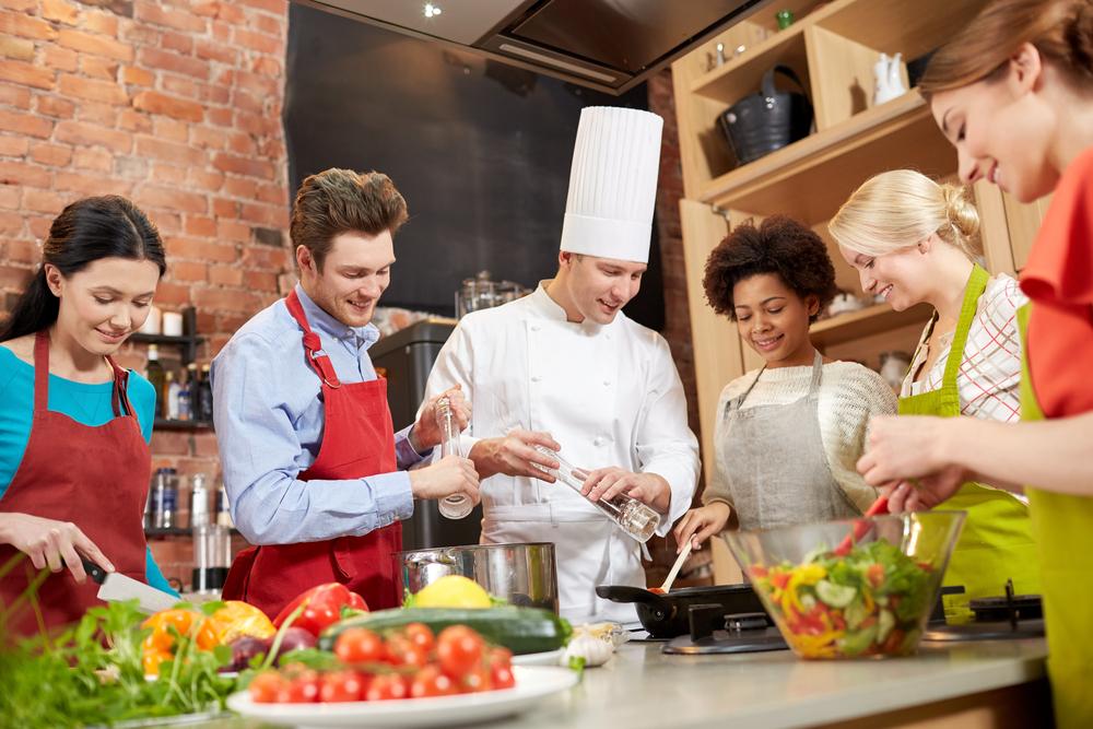 vegan cooking classes