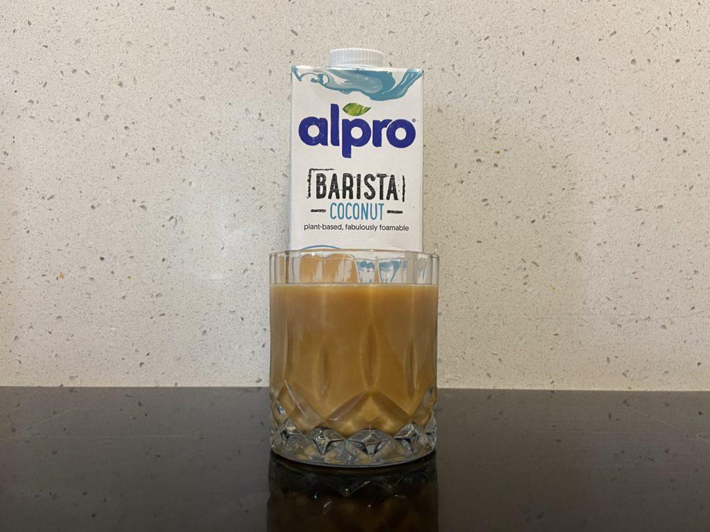 barista coconut milk