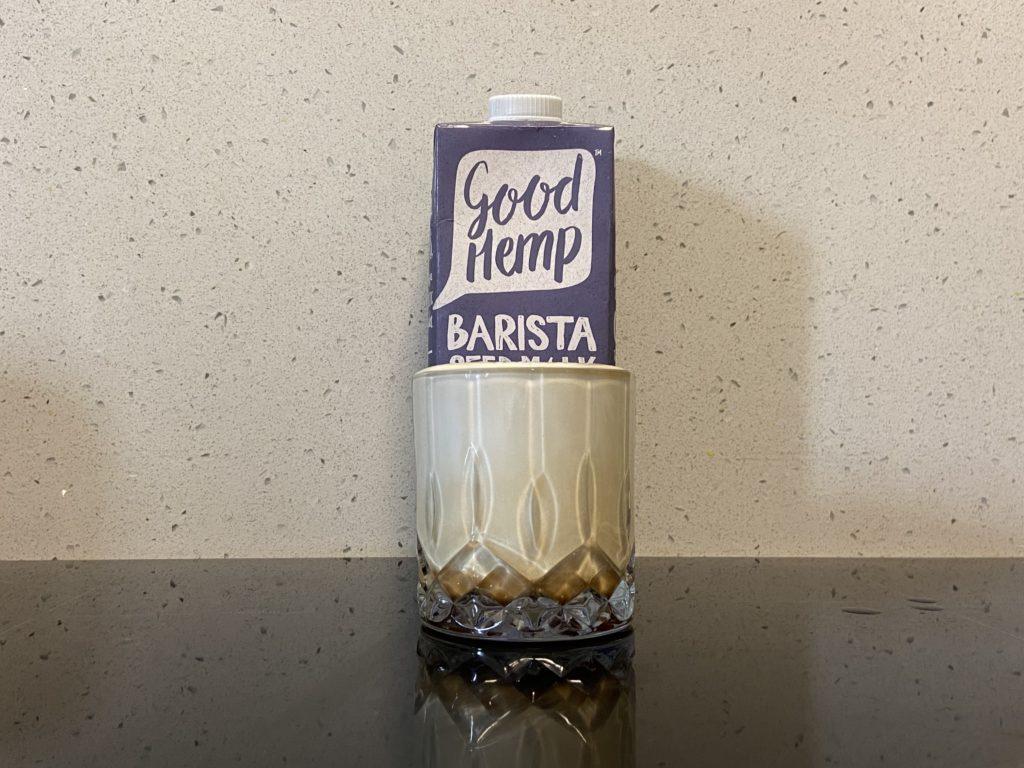 barista hemp milk