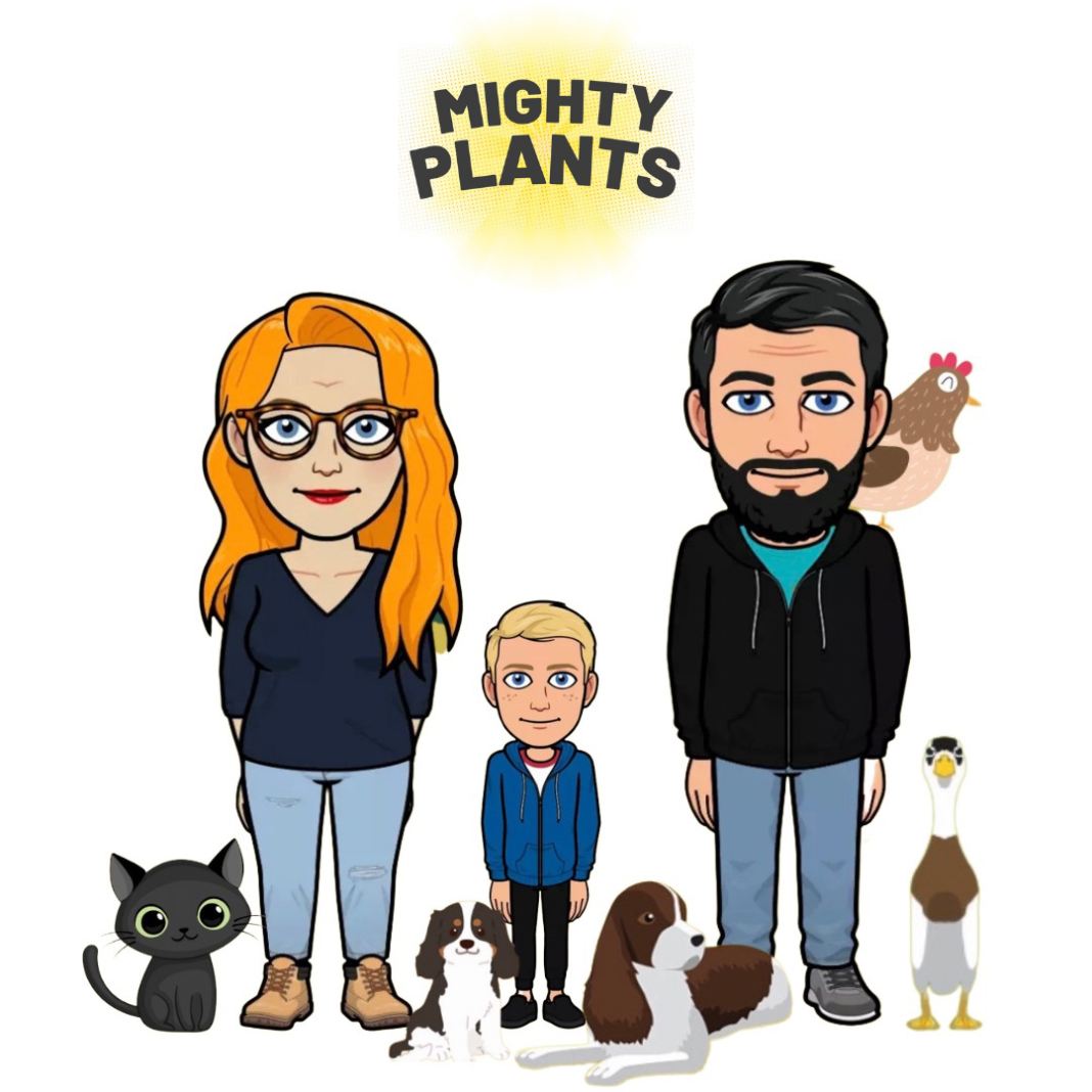 mighty plants