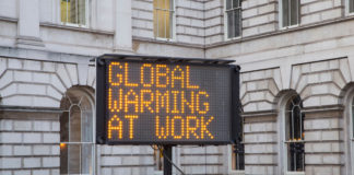 uk government climate change