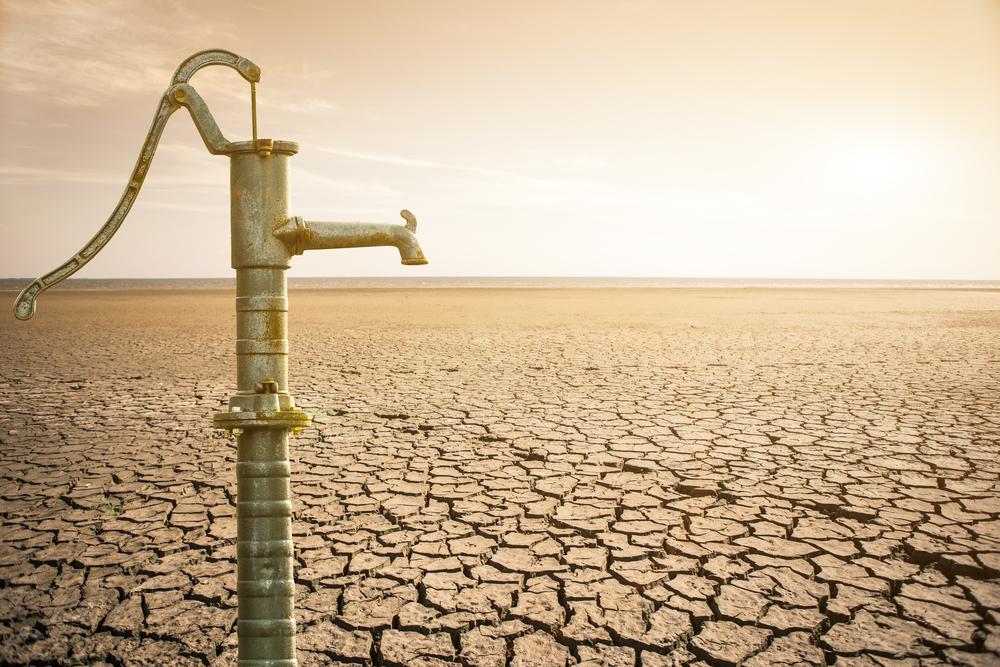 water shortage earth